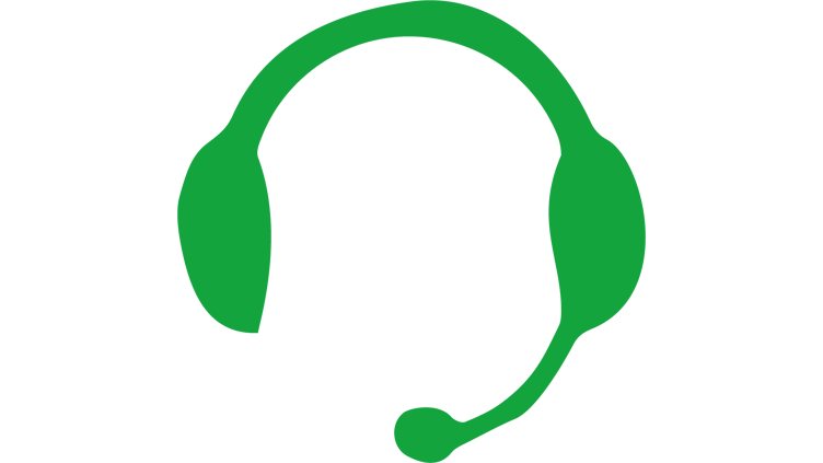 headset counselling icon