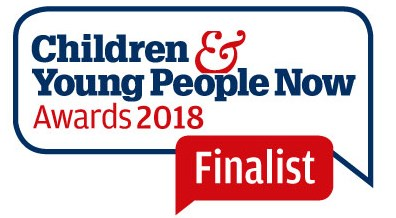 Children and Young People Now Awards 2018 Finalist